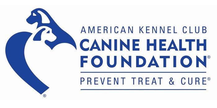 AKC Canine Health Foundation Logo.