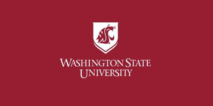 Washington State University logo for article.