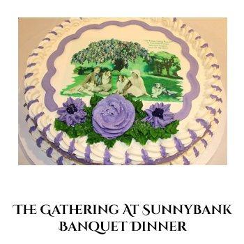 Sunnybank Banquet Dinner for store.