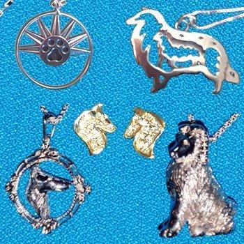 Bundled jewelry for raffle.