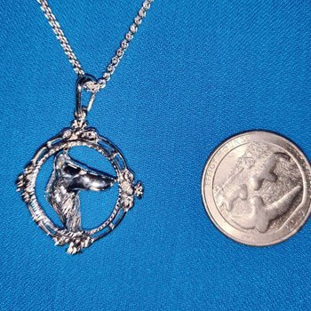 smooth collie necklace