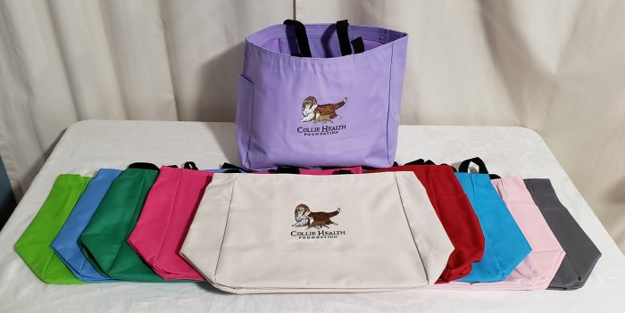 CHF Canvas Totes