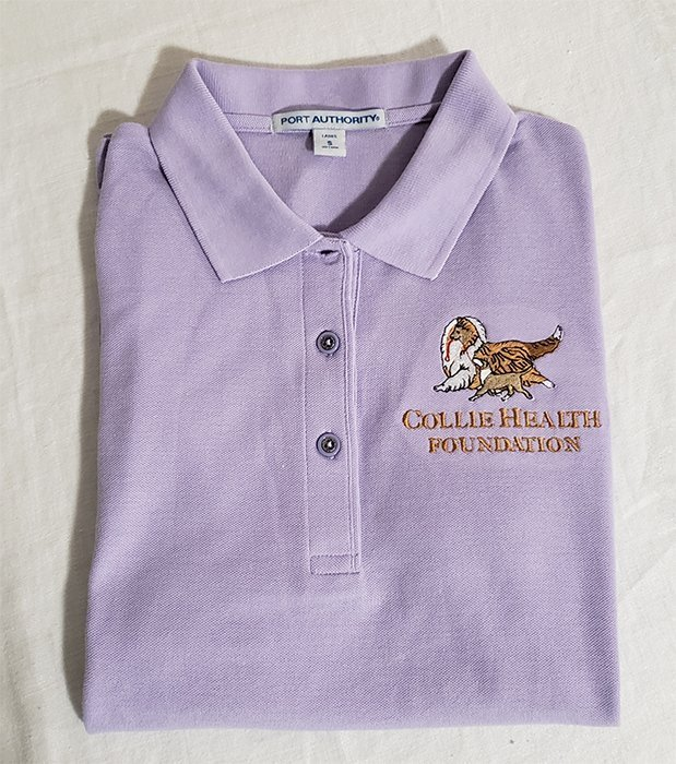 Ladies Polo lavender