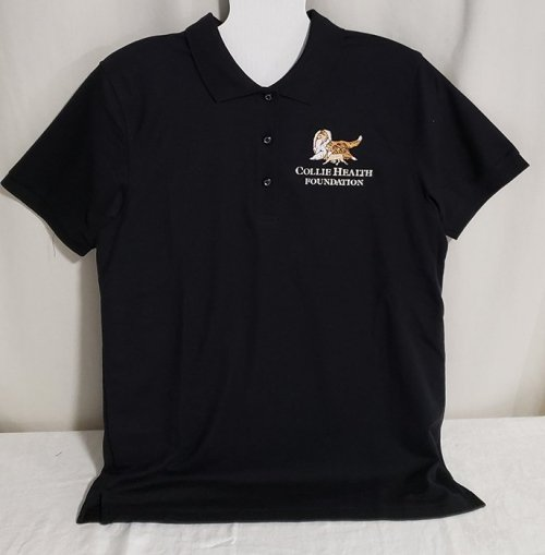 Mens Polo Black