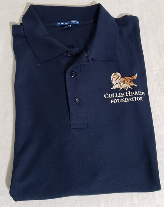 Mens Polo Navy